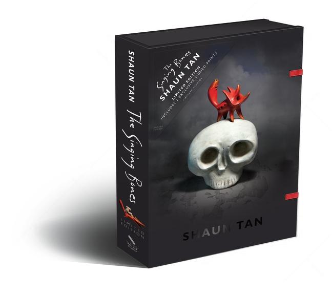 Singing Bones Limited Edition Gift Box