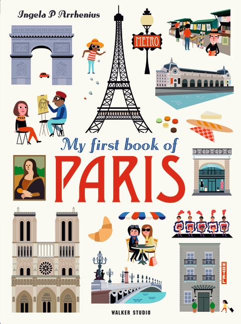 My First Book of Paris